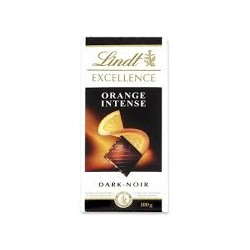 Lindt Excellence Dark Naranja