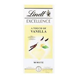 Lindt Excellence Vainilla