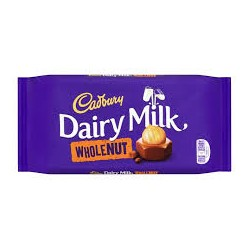 Cadbury Dairy Milk Whole...