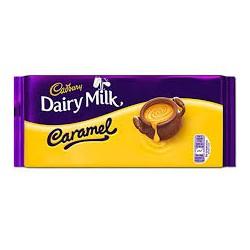 Cadbury Dairy Milk Caramel...