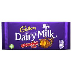Cadbury Dairy Milk Crunchie...
