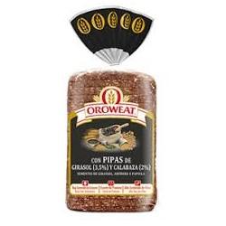 Oroweat pipas de calabaza