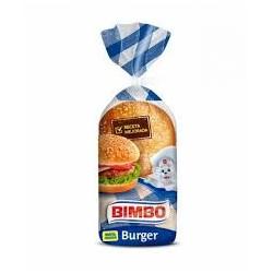 Bimbo Pan Hamburguesa