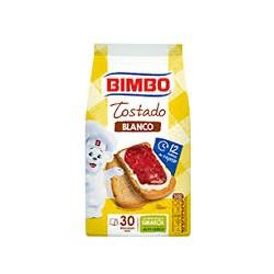 Bimbo Pan tostado blanco 270g