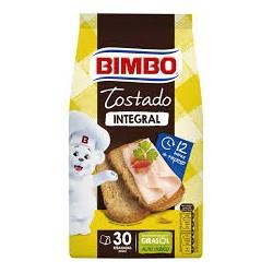 Bimbo Pan tostado integral...