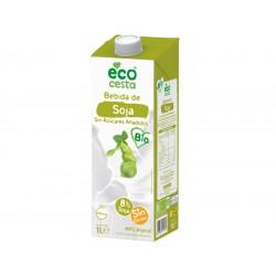 Ecocesta bebida Soja 1L