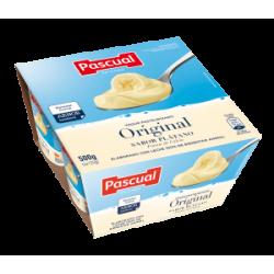 Pascual yogur platano