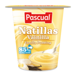 Pascual natilla vainilla