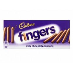 Cadbury Fingers 114g