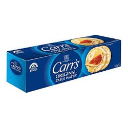 Carr's 125g
