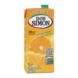 Don Simon Naranja 1L S/Azcares