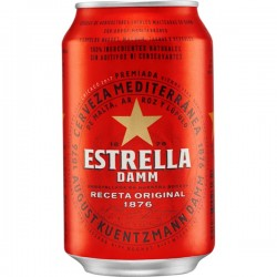 Estrella Damn 33cl