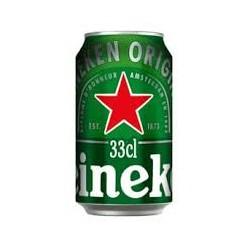Heineken Lata 33cl
