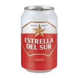 Estrella del Sur lata 33cl