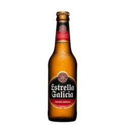 Estrella galicia botella 33cl