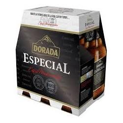 Dorada Especial pack 25cl