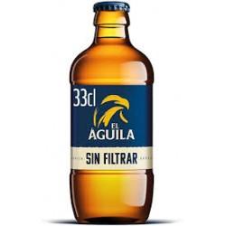 El Aguila Sin Filtrar 33cl