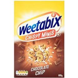 Weetabix minis Choco 375g