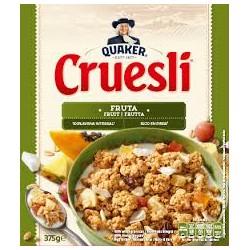 Quaker Cruesli Frutas 375g