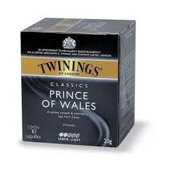 Twinings Princes of Wales 25ud