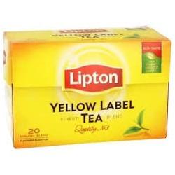 Lipton Yellow 20ud