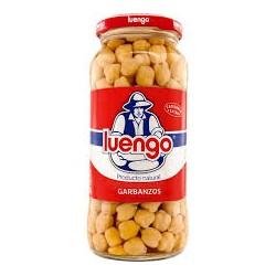 Luengo Garbanzos cocidos 570g