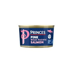 Princess Pink Salmon